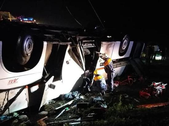 Водитель, виновный в смертельной аварии в Башкирии, не спал несколько суток