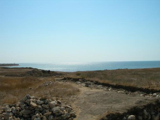 В Западном Крыму археологи раскопали уникальную башню
