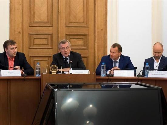 Приставки, выплаты, аккредитации: комитет ЗСК по информационной политике отчитался о работе