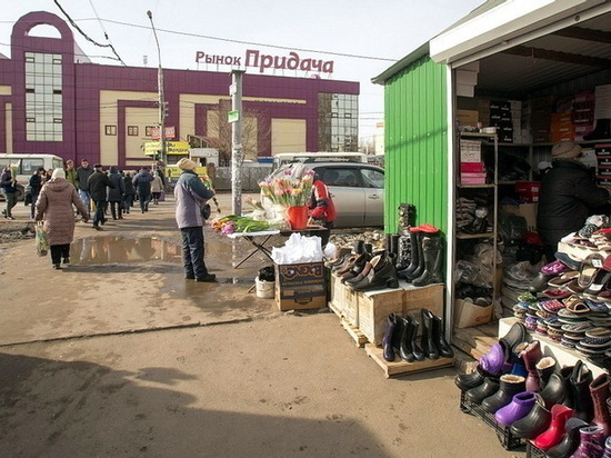 Воронеж никак не может решить, нужен ли городу рынок на Димитрова