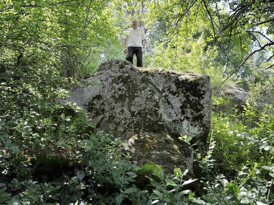 Каменный гость: откуда под Воронежем взялся лес из булыжников