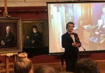 Разведчики наградили художника Шилова медалью за новую картину