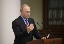 Путин заявил, что Россия не рвется в Совет Европы