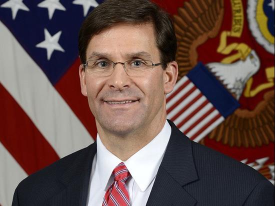 Эспер: армия США получит гиперзвуковое оружие в течение нескольких лет