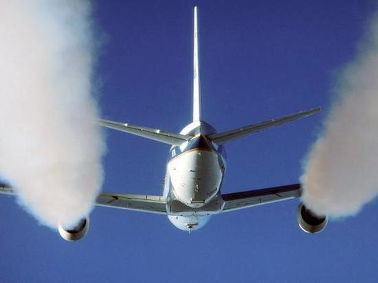 Немецкая авиация хочет стать лидером в области защиты климата