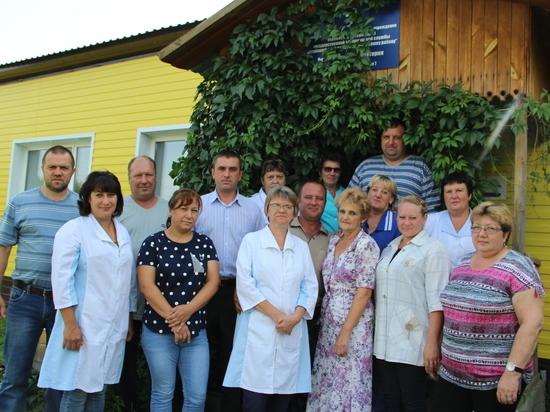Начальник районного управления ветеринарии Александр Лысенко рассказал о работе своего подразделения