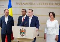 Влад Батрынча: Парламентский иммунитет не для преступников и воров