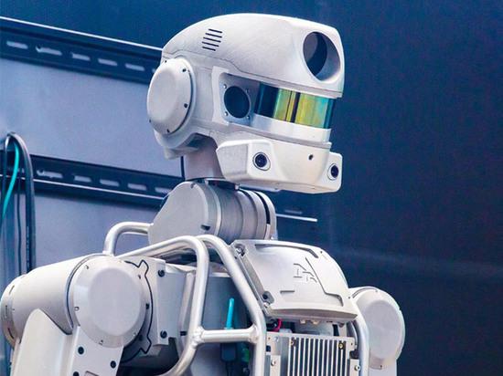 В космос впервые запущен человекоподобный робот «Федор», сделанный в Магнитогорске