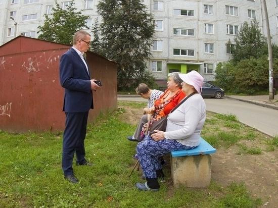 Глава Смоленска призвал глав районов привести в порядок территории