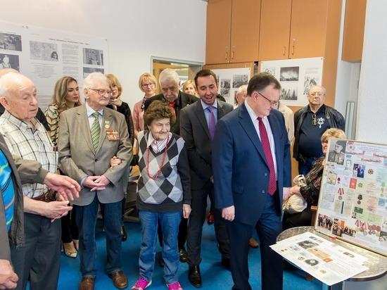 В Гамбурге открылась фотовыставка к 75-летию снятия блокады Ленинграда