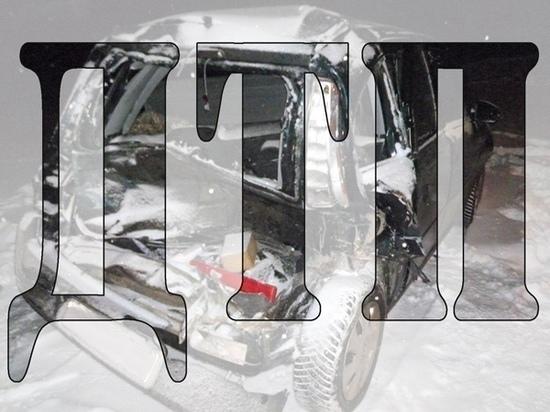 В Сафоновском районе двое упали с мотоцикла, один серьезно пострадал