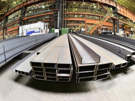Челябинский металлургический комбинат выпустил экспериментальную партию швеллера