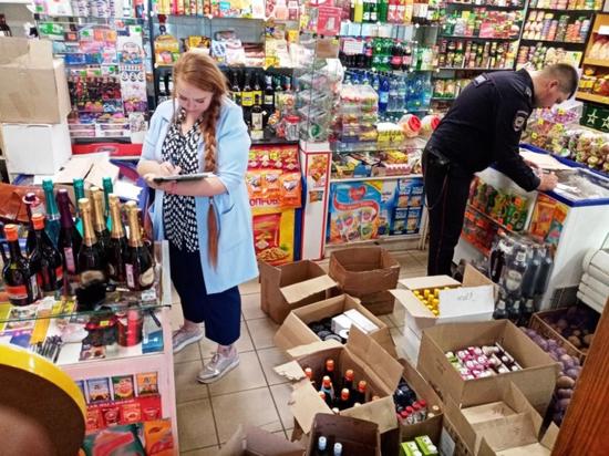 У индивидуального предпринимателя в Пскове изъяли почти 400 литров алкоголя