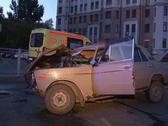Водитель убил пассажира, уходя от погони гаишников