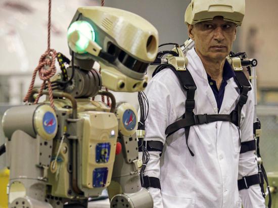 Робот Фёдор: зачем Россия запустила в космос андроида