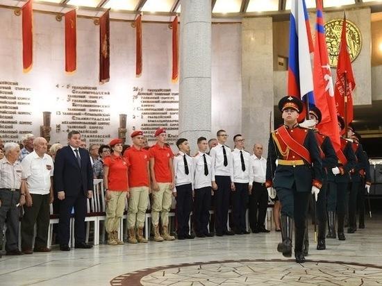 Ветераны обсудили с губернатором совместную работу