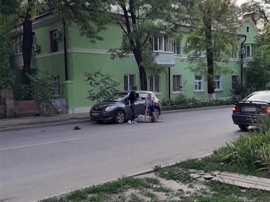 В Ростовской области женщина на иномарке сбила женщину-пешеходов