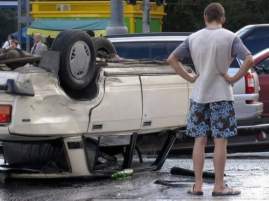 Назван самый опасный для автомобилей город России
