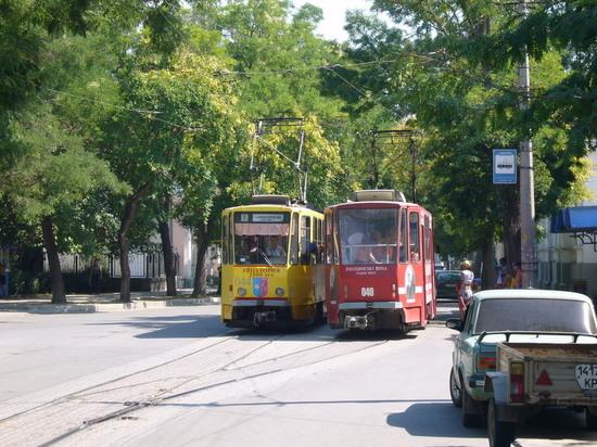 На спасение евпаторийского трамвая нужно 3,5 млрд рублей