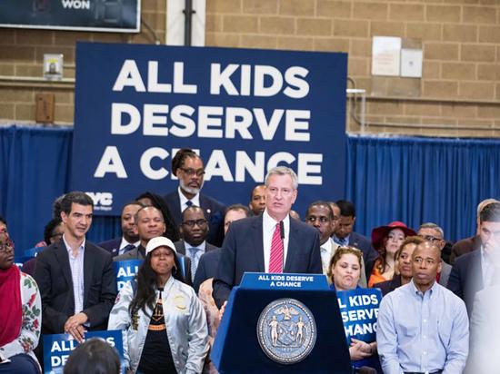 Система поступления в средние и старшие школы в Нью-Йорке станет прозрачной