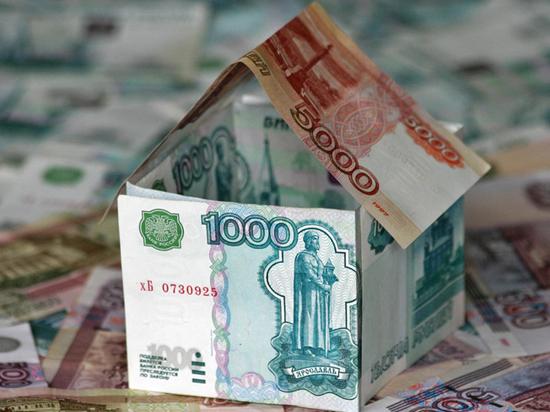 Долг россиян по ипотеке достиг космической суммы