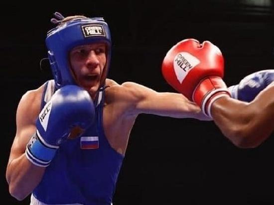 Тамбовский боксёр выступит на чемпионате мира