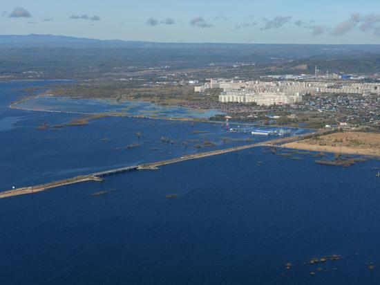 Вода в Амуре у Комсомольска-на-Амуре может подняться на метр выше