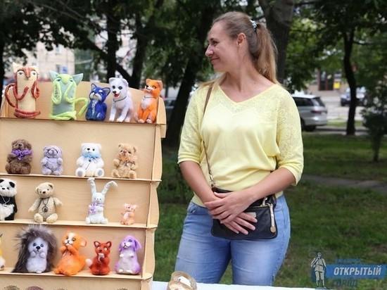 Арт-бульвар вновь заработает в Хабаровске