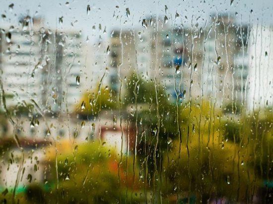 Последние летние выходные в Красноярске будут дождливыми