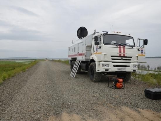 Дополнительная группа спасателей переброшена в Комсомольск-на-Амуре
