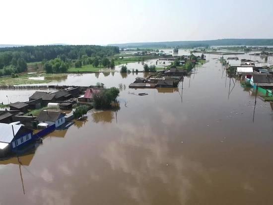 В 35 млрд оценил Минстрой РФ ущерб Приангарья от паводков