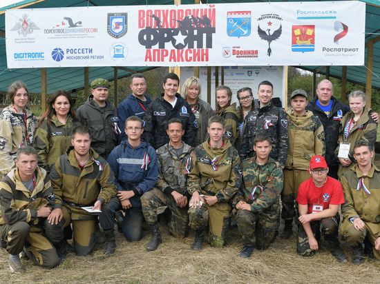 Глава ЯНАО посетил ямальских поисковиков в Ленинградской области