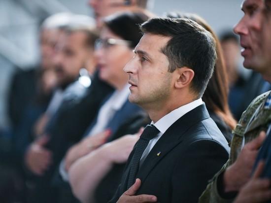 """Зеленский заявил о жесткой позиции Киева по """"возвращению"""" Крыма"""