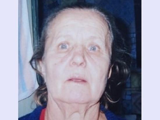 На Дону разыскивают без вести пропавшую пенсионерку