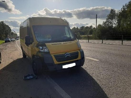 В Вяземском районе на трассе М1 пешеход погиб под колесами Citroen