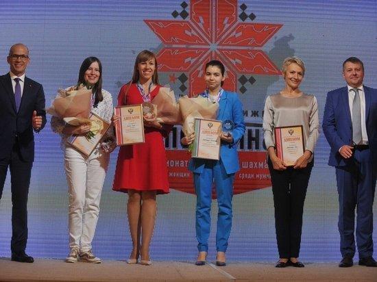 Ольга Гиря и Евгений Томашевский стали чемпионами России по шахматам