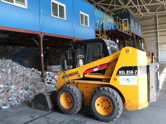 Регоператор фиксирует девятикратный рост поступлений мусора в июле