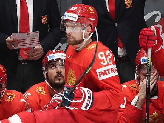 Хоккеист сборной России Кузнецов дисквалифицирован на 4 года за кокаин