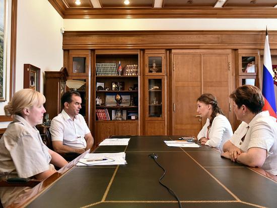 Детский омбудсмен Анна Кузнецова оценила организацию отдыха на Кубани