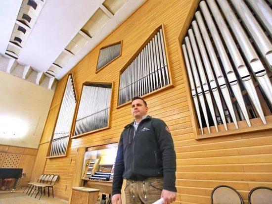 25 млн рублей на ремонт органа дал Фонд Михаила Гуцериева