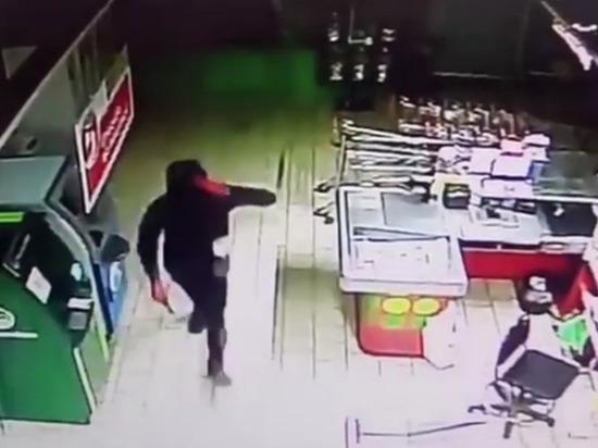В Грачевке мужчина украл из магазина алкоголь