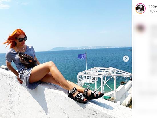 Анастасия Стоцкая рассказала об испытанных острых ощущениях в открытом море