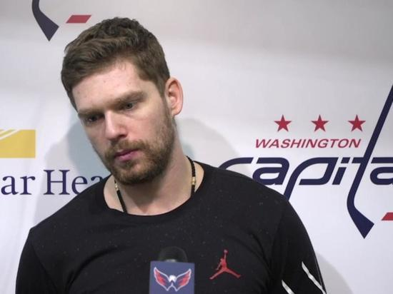 НХЛ будет решать судьбу Кузнецова в начале сентября