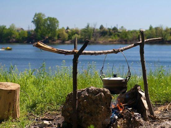 В Гайском районе ребенок получил ожог на берегу реки