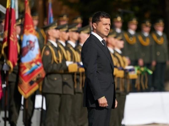Зеленский дал гражданство Украины 11 иностранцам, воевавшим в Донбассе