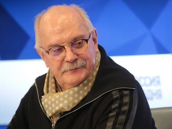 Михалков рассказал о травме ноги: