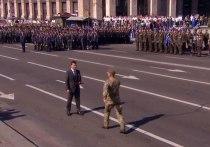 В Киеве начались праздничные мероприятия в День независимости