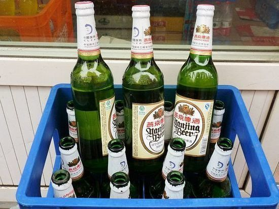 В Германии должны подорожать ящики для пива