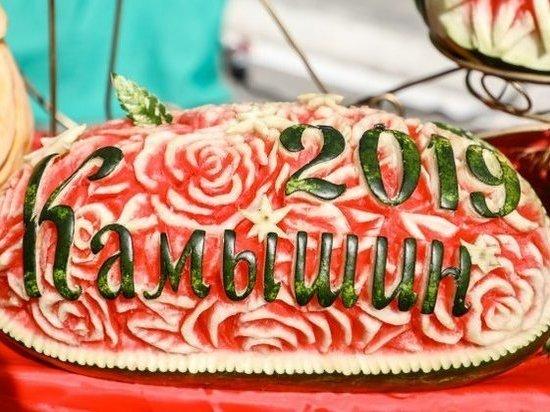 В Камышине открылся 12-й арбузный фестиваль