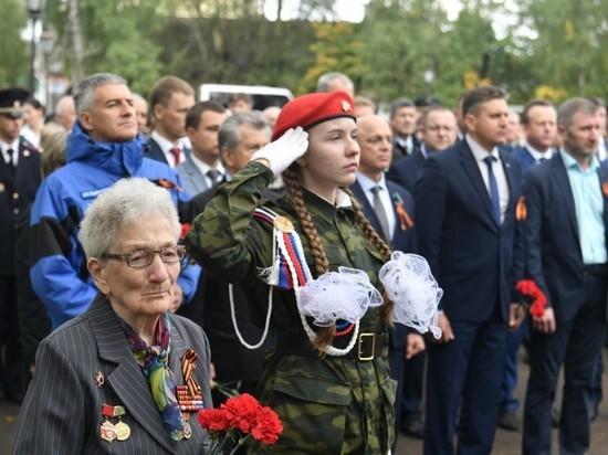 В Медвежьегорске начали отмечать День республики